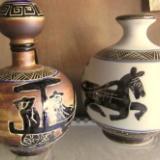 供应景德镇陶瓷珍珠釉酒瓶酒坛酒具批发厂家订做定制预定加工瓷器酒坛酒瓶