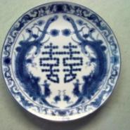加工陶瓷盘子挂盘仿古盘纪念盘奖盘图片