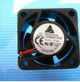 AFB0412HD 4020 12V 0.18A滚珠轴承散热风扇