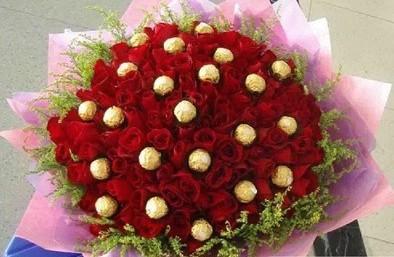 玫瑰花包装