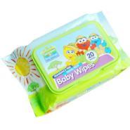 20片婴儿清洁湿巾旅行袋图片
