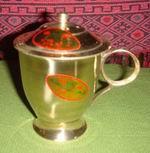 黄铜铜杯子铜茶杯铜酒杯铜水杯图片