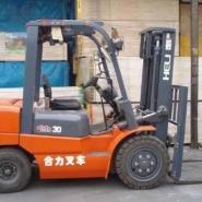 哈尔滨黑龙江地区合力叉车经销商图片