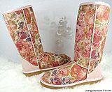 供应时尚雪地靴毛绒靴皮毛一体雪地靴