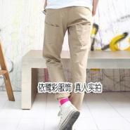 2011秋冬休闲裤批发韩版女装裤图片