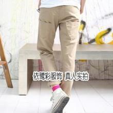 供应2011秋冬休闲裤批发韩版女装裤