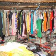 库房便宜服装批发常年大量批发各图片
