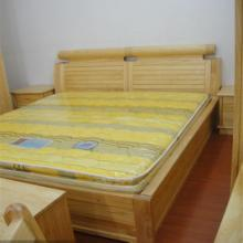 供应实木床 高箱实木床 高箱新西兰松木床  松木床高箱实木床松木床