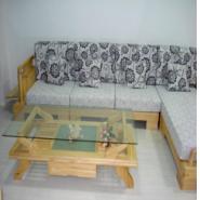 沙发实木沙发图片