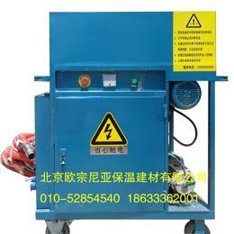 供应100工业区厂家研发纤维喷涂机