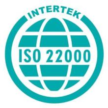 保健食品ISO22000认证