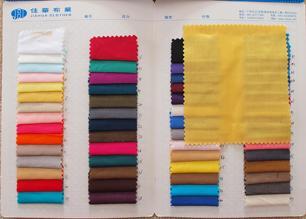 80支高支精棉贡缎缎纹面料图片