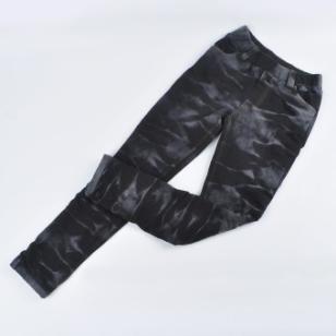 复古大气全棉针织棉混批女式牛仔裤图片