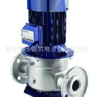 供应粤华水泵/粤华GD不锈钢管道泵
