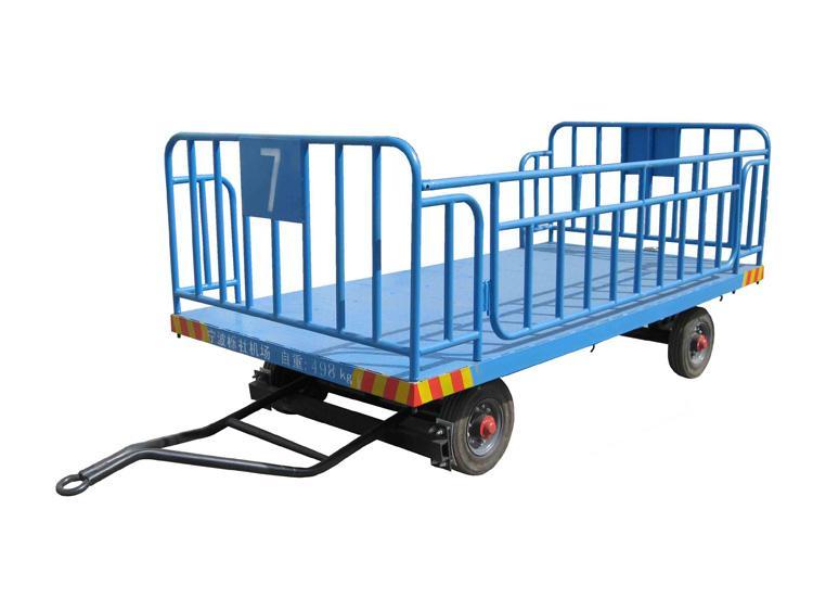 广东佛山护栏式行李车销售