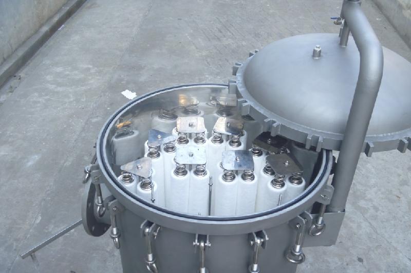 供应上海滤芯过滤器  大胖滤芯过滤器 钛棒滤芯过滤器