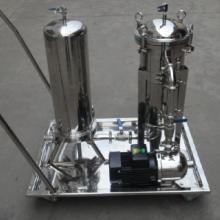 供应可移动式过滤器 袋式小车过滤器 滤芯小车过滤器 小车过滤器批发