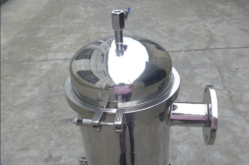 供应抱箍式过滤器