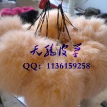 供应女士包包挂件用毛球兔毛球8cm