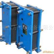 高效节能板式热交换器图片