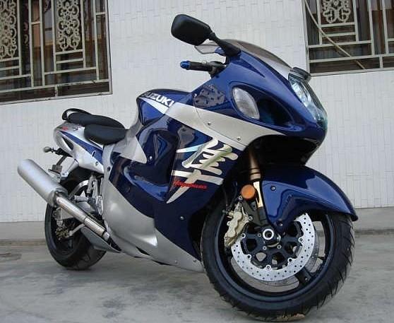 二手摩托车铃木gsx1300隼_二手摩托车铃木gs