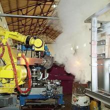 二手工业机器人上海港进口商检报关流程手续上海旧机器进口代理公司批发