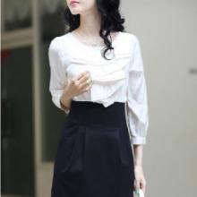 供应徐州女式衬衫设计