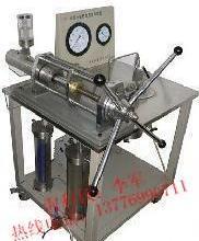 供应油水饱和实验装置
