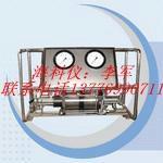 ZYB2型双缸气体增压泵图片