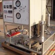 高温高压堵漏模拟试验装置图片