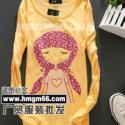2011最便宜女士春装T恤广贸最潮流女装夏装短袖T恤批发夏装上衣