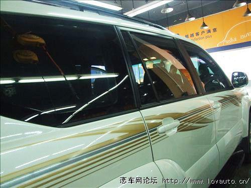 供应丰田普拉多威固汽车贴膜,汽车贴膜图片高清图片