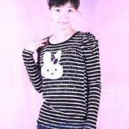 2011秋装时尚打低衫韩版长袖T图片