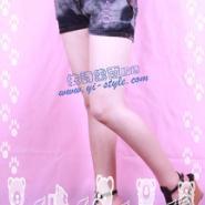 广州石井牛仔短裤长裤夏季低价短裤图片
