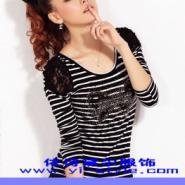 女装针织衫2011新款长袖T图片