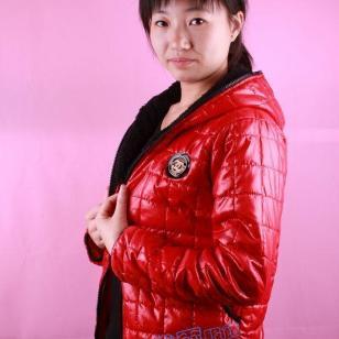 广州棉衣服装批发市场韩版时尚棉衣图片