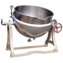 供应生物化工食品用夹层锅