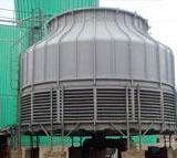 供应玻璃钢晾水塔100T