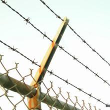 供应热镀锌丝勾花网监狱勾花网护栏pvc包塑勾花网菱形网批发