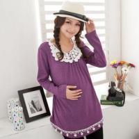 十月秀孕妇装韩国时尚纯棉孕妇