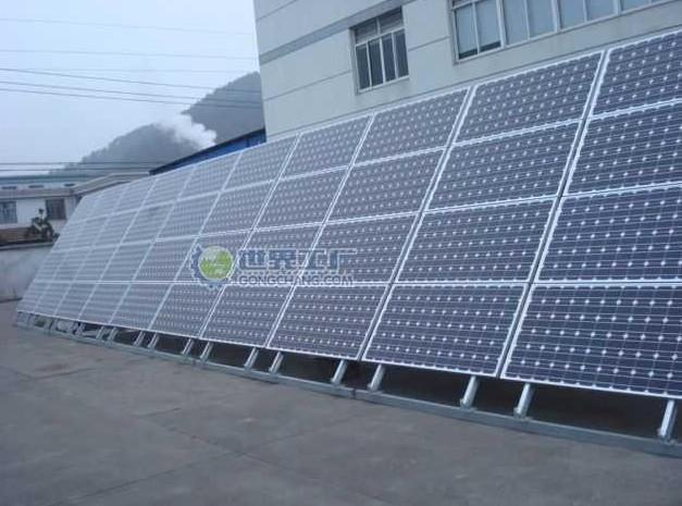 供应8000W太阳能发电机组