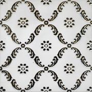 0186艺术镀金抛晶砖背景砖墙画图片