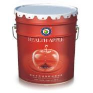 健康苹果漆无机矿物涂料乳胶漆图片