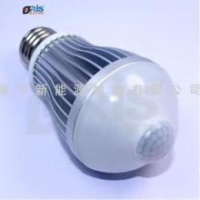 全国直销LED感应球泡灯 深圳人体感应灯 LED人体感应灯