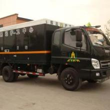 供应爆破器材运输车