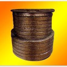 供应铅粉油浸石墨盘根-密封盘根