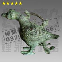 青铜器礼品 仿古工艺品 钟鼎青铜器鸟尊