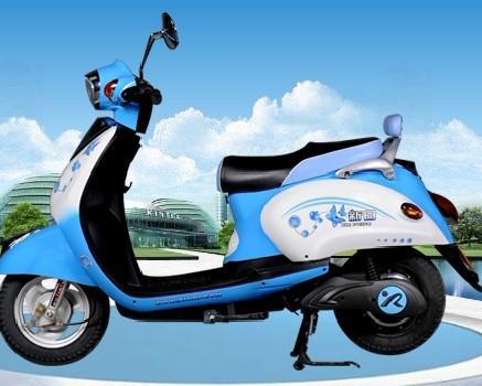新日风雅12代 女款电动车 图片 高清图片