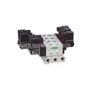 电磁阀 供应台湾长拓气动元件电磁阀ve系列ve电磁阀图片
