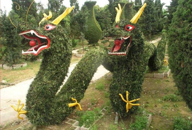 浏阳镇头柏加渡头千山园林绿化公司